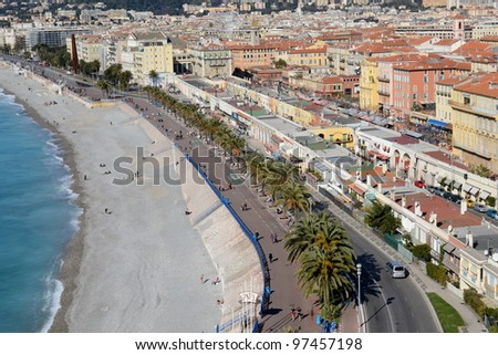 France,french riviera,old town,united states quay.