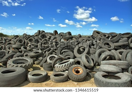 France used tires