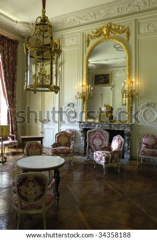 France, Versailles palace, Petit Trianon