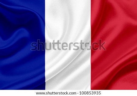 France waving flag