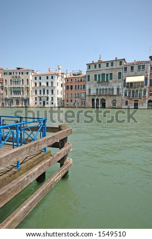 Francesco da Mosto's House Foto stock ©