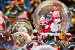 Frankfurt Christmas Market souvenir, Germany