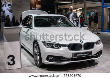 BMW 3 Series Limousine