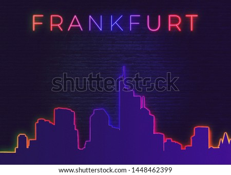 Frankfurt is a metropolis and the largest city of the German federal state of Hesse #1448462399