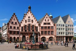 Frankfurt old town hall, Germany