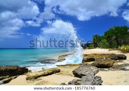 Frederiksted Beach, Saint Croix
