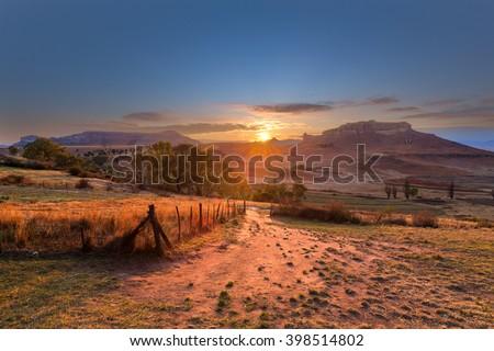 Free State Farm Sunrise