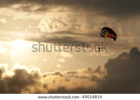 Freedom parasailing