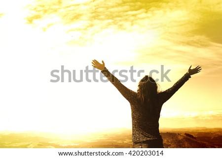 Freedom, Woman, Faith #420203014