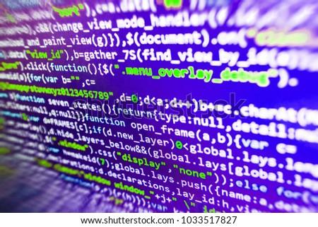 Javascript code lines Images and Stock Photos - Avopix com