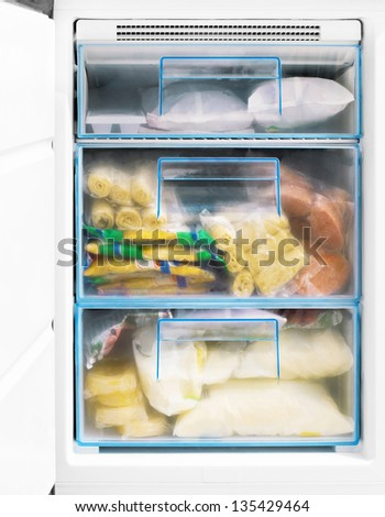 freezer, products