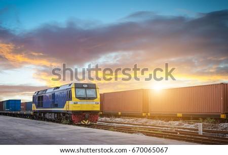 Freight train #670065067