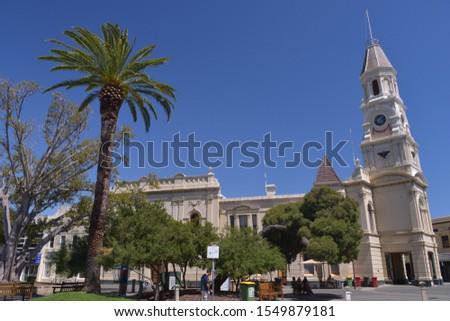 Fremantle Town Hall, Fremantle, Western Australia, Australia #1549879181