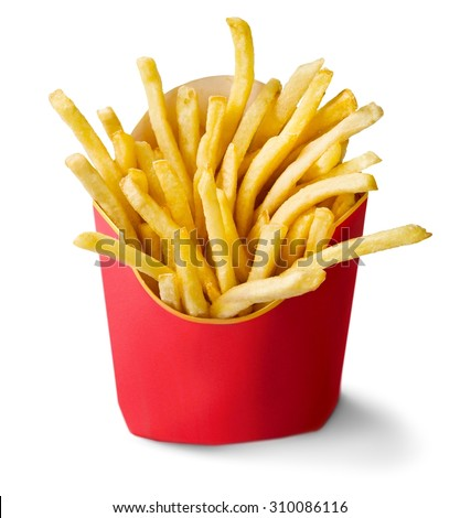 French Fries. #310086116