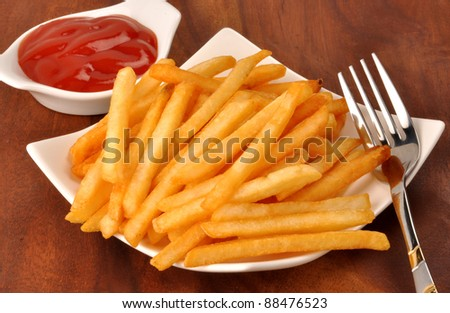 French Fries 10