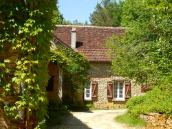 French gite converted from a 200 year old barn