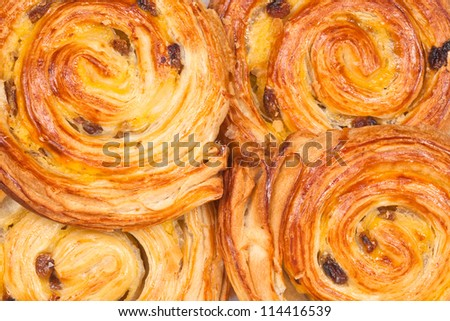 French or Danish Pastries
