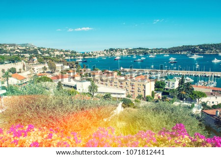 french reviera  villefranche...