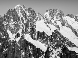 French / Swiss Alps