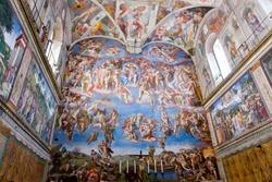 Fresco in Vatican museum