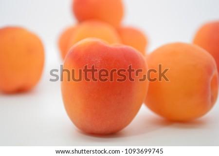 fresh apricot fresh #1093699745
