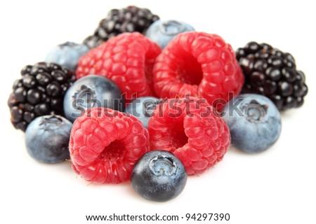 Fresh berry mix