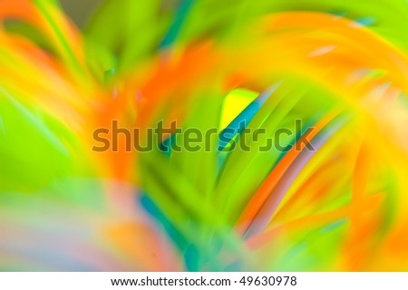fresh colorful abstraction