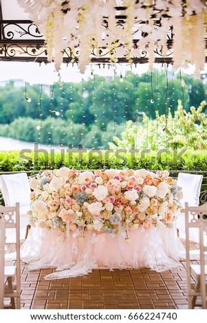 Free Photos Beautiful White Flowers Of Roses And Peonies On Table