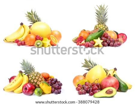 Fresh fruit #388079428