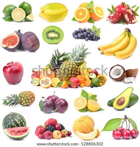 Fresh fruit #528806302