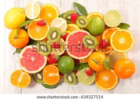 fresh fruit,fruit background #634327514