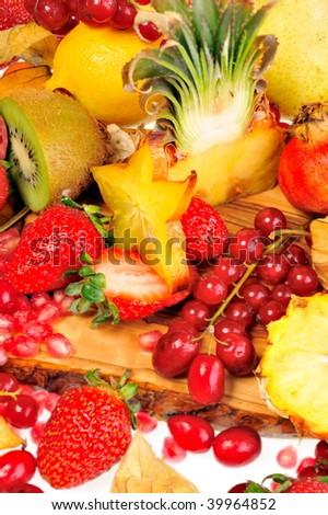 fresh fruits #39964852