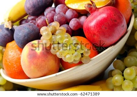 fresh fruits #62471389