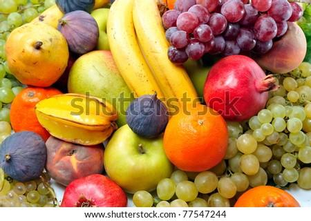 fresh fruits #77547244