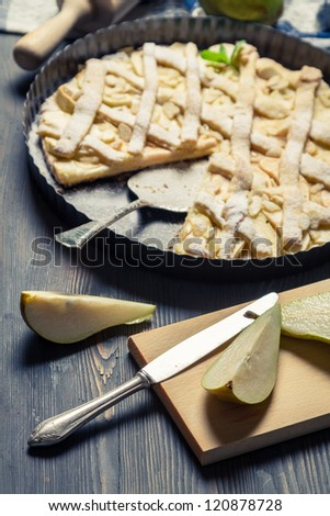 [Obrazek: stock-photo-fresh-ingredients-and-pears-...878728.jpg]