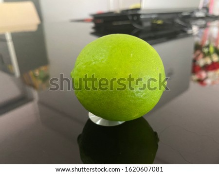 Fresh Limes, Fresh Vegetables, Clean Food