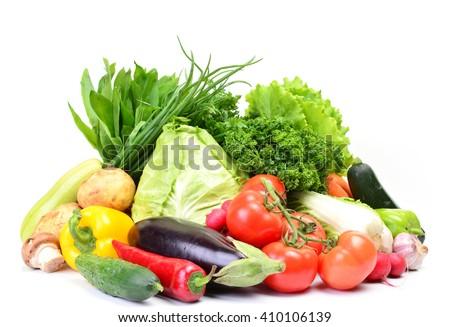 Shutterstock Fresh vegetable