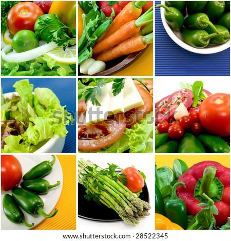 fresh vegetables #28522345