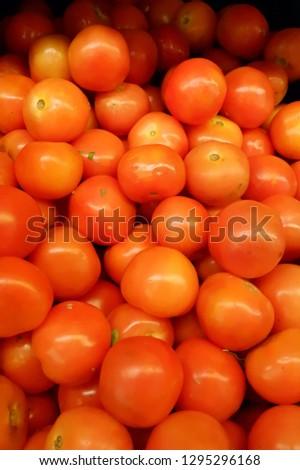 Fresh vegetables, fresh tomatoes  #1295296168