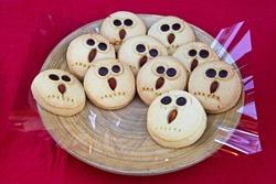 Freshly Made Hoot Owl Cookies at Tray