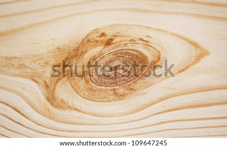 freshly planed pine boards closeup - stock photo