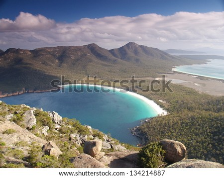 Freycinet National Park in Tasmania #134214887