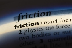 friction friction concept.