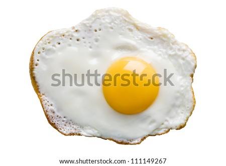 Fried Egg Stock foto ©