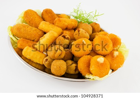 fried mixed
