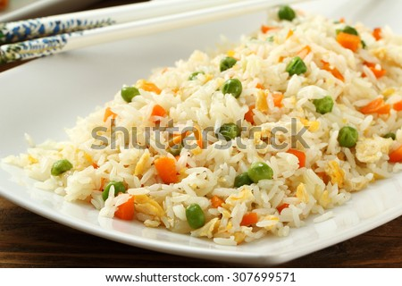 fried rice #307699571