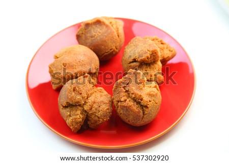 Friedcake/Andagi - Shutterstock ID 537302920