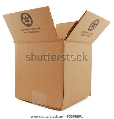 Friendly carton box in clean environment
