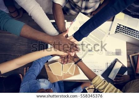 friends people group teamwork...