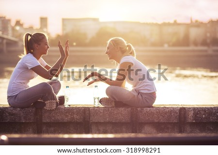 Friendship  Stock photo ©